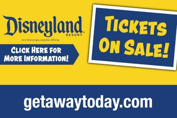 Disney Ticket Sale
