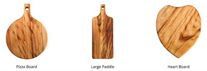 Fab Slab Cutting Boards