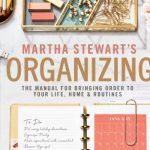 Martha Stewart Organizing Book