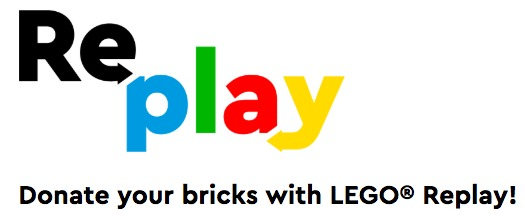 replay lego recycling program
