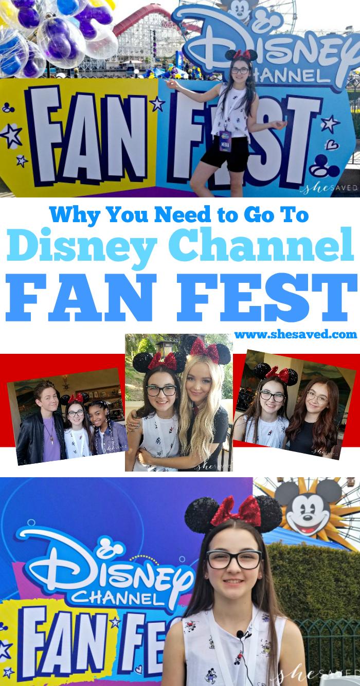 2020 Disney Channel Fan Fest