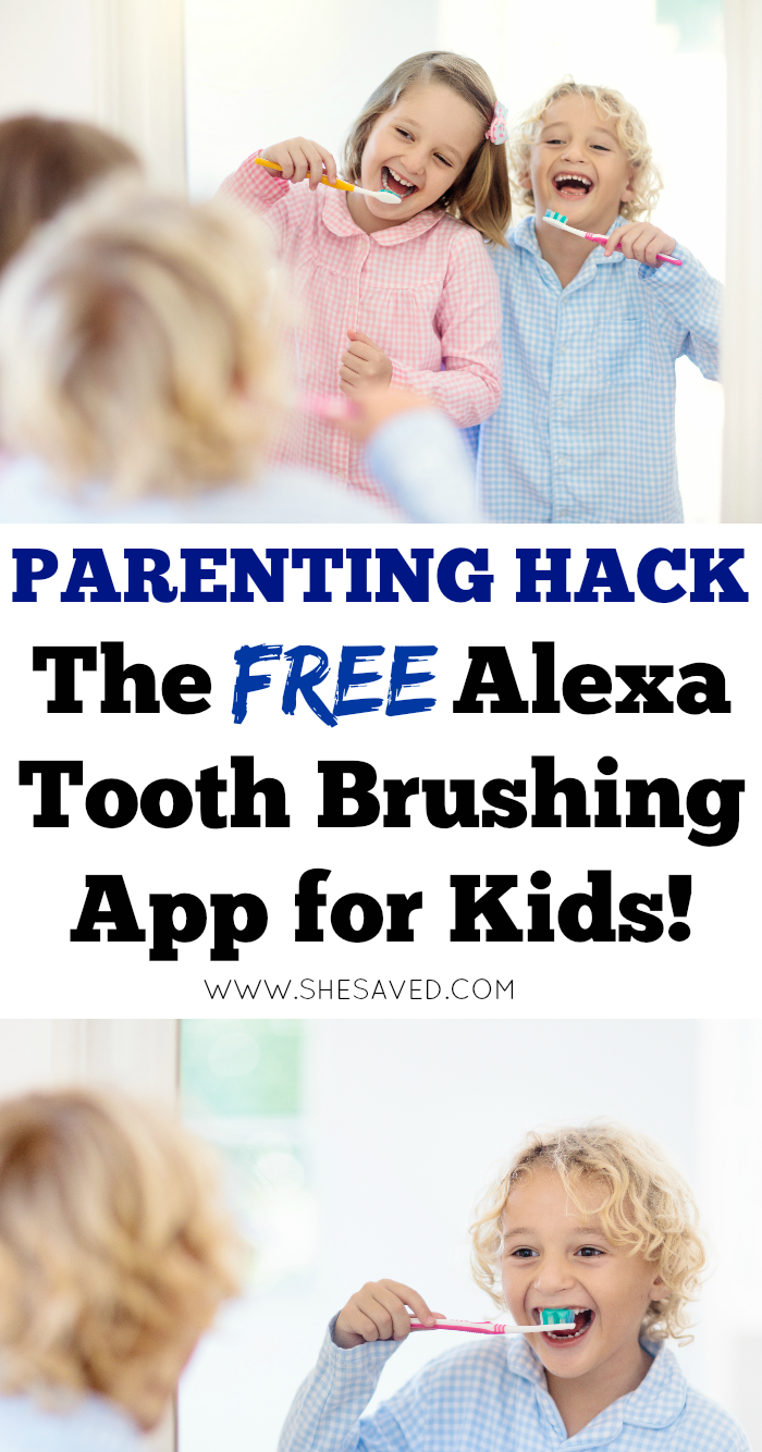 CHOMPERS Tooth Brushing App