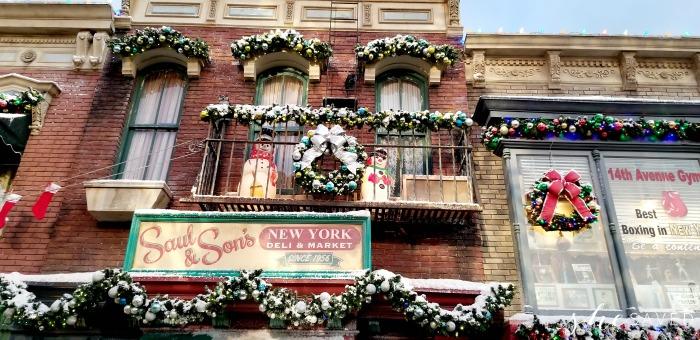 Christmas at Universal
