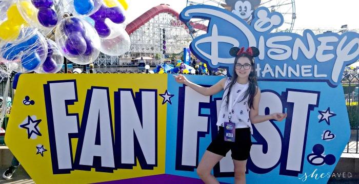 Disney Channel Fan Fest 2020