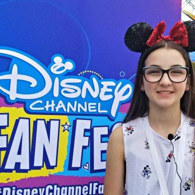 Disney Channel Fan Fest 600