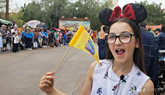 Disney Channel Fan Fest Cavalcade