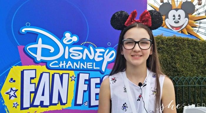 Disney Fan Fest Coverage