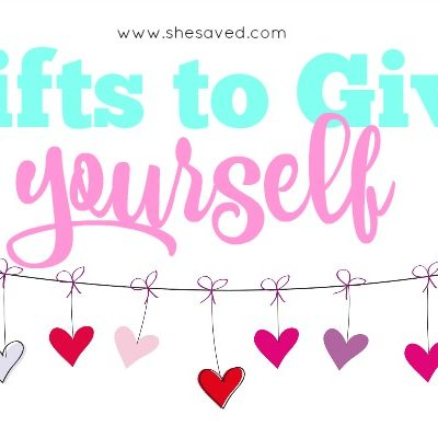 gifts to give yourself