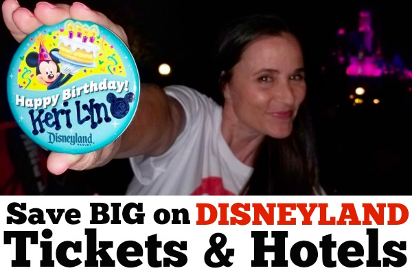 save at disneyland on hotels and tickets