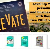 FREE Self Help Books to Inspire and Motivate + Giveaway