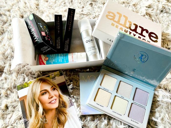 Allure Beauty Box December