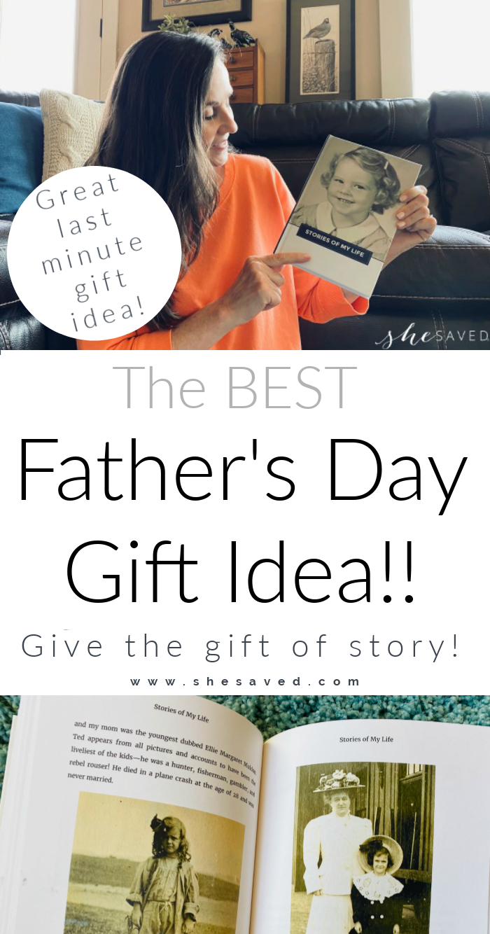 Read this StoryWorth Review to find out why we think this is the BEST Father's Day Gift Idea!