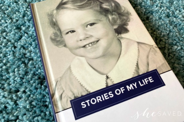 Best gift for Mother's Day, the story of your life