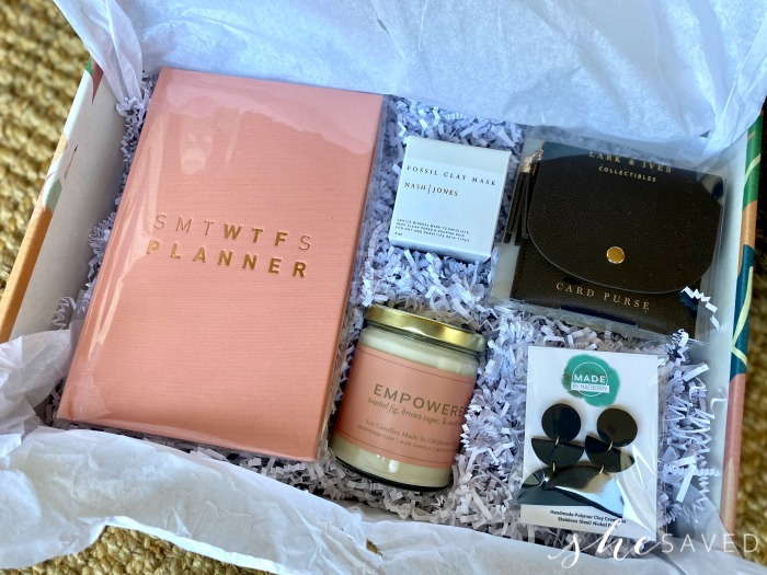 womens collective box