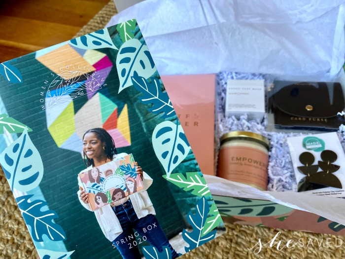 womens collective spring box