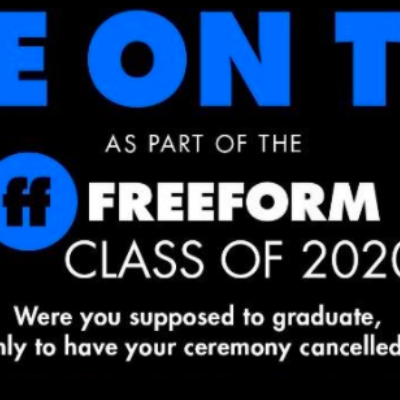 freeform be on tv 2020 graduates