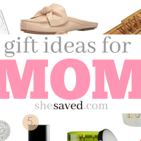 What to get Mom? Mother's Day Gift Ideas