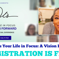 Oprah's YOUR Life in Focus: A Vision Forward Virtual Experience by WW