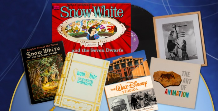 Art of Animation Prize Pack from D23