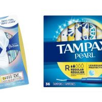 Albertsons Deal: Save $4 WYB Two Always or Tampax Products