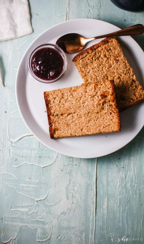 Gluten-Free Keto Bread