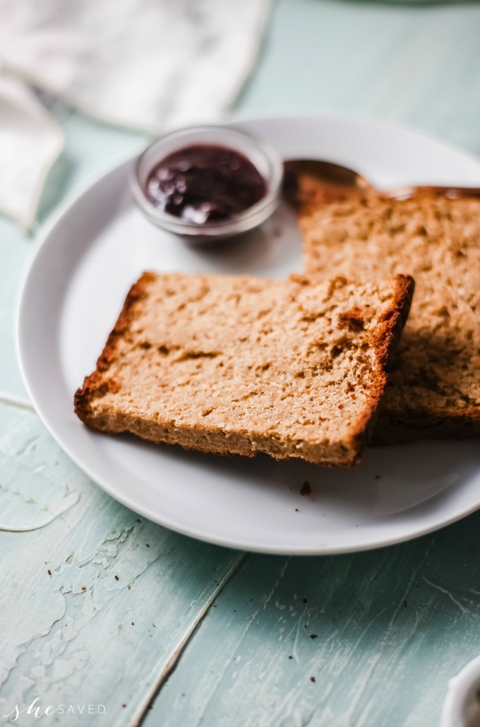 Gluten Free Keto Bread Recipe make with Psyllium Husk