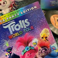 Trolls World Tour on Blu-ray NOW!! + Giveaway