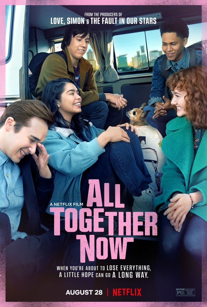 All Together Now Movie Poster