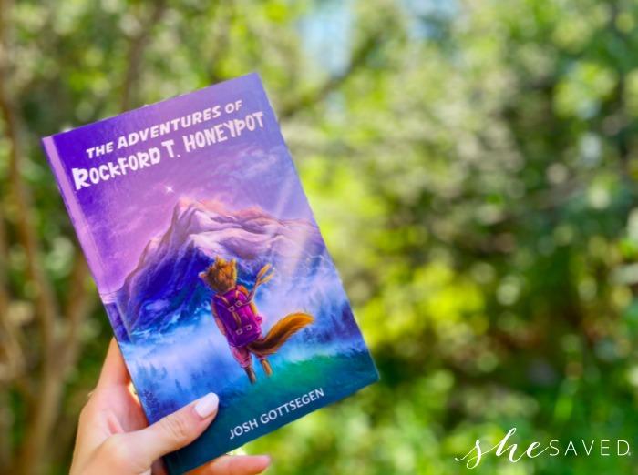 Gottsegen author of Adventures of Rockford T Honeypot