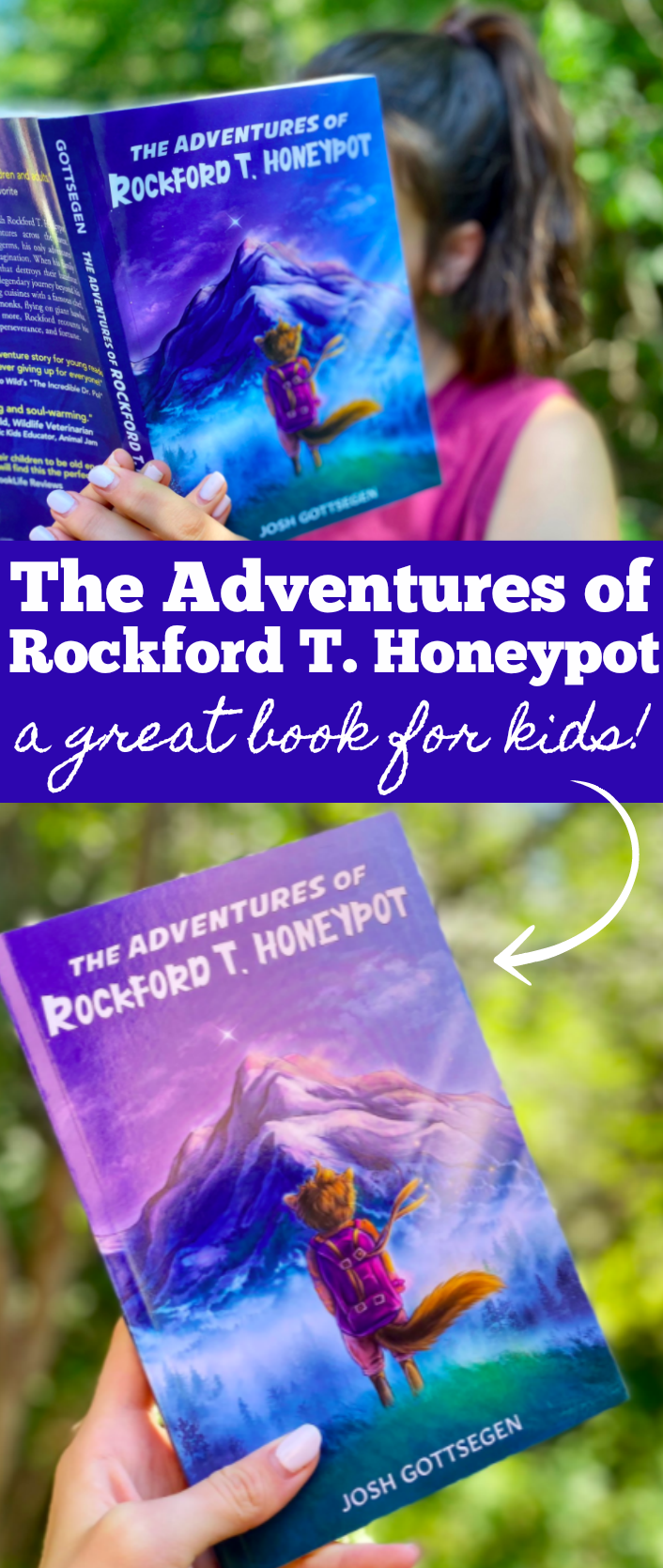 Josh Gottsegen Adventures of Rockford T Honeypot