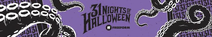31 Nights of Halloween on Freeform