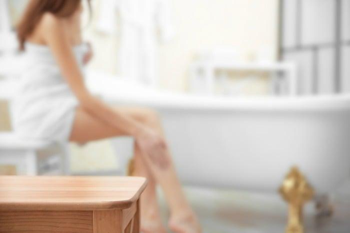 bath for self care