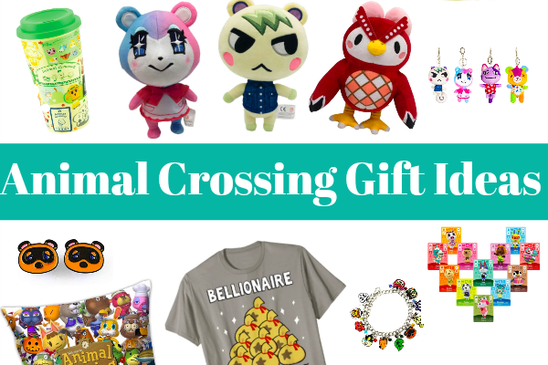 Animal Crossing gifts and merchandise