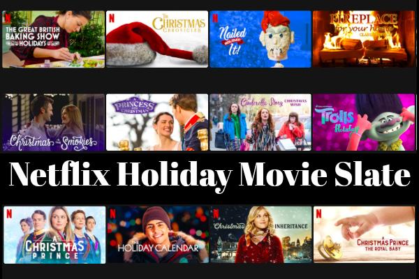 2020 Netflix Christmas Movies