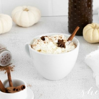 Pumpkin Brown Sugar Latte Recipe