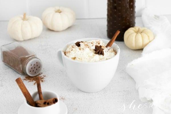 Pumpkin Brown Sugar Latte Recipe