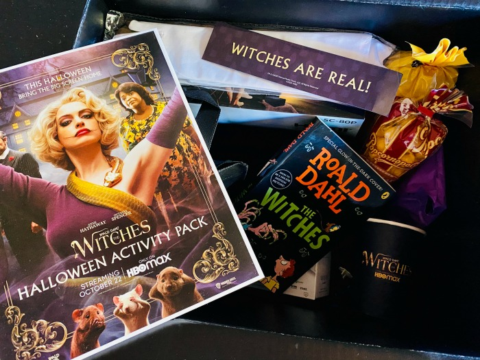 The Witches Activity Box