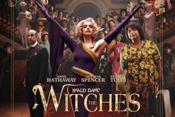 The Witches Movie on HBO Max