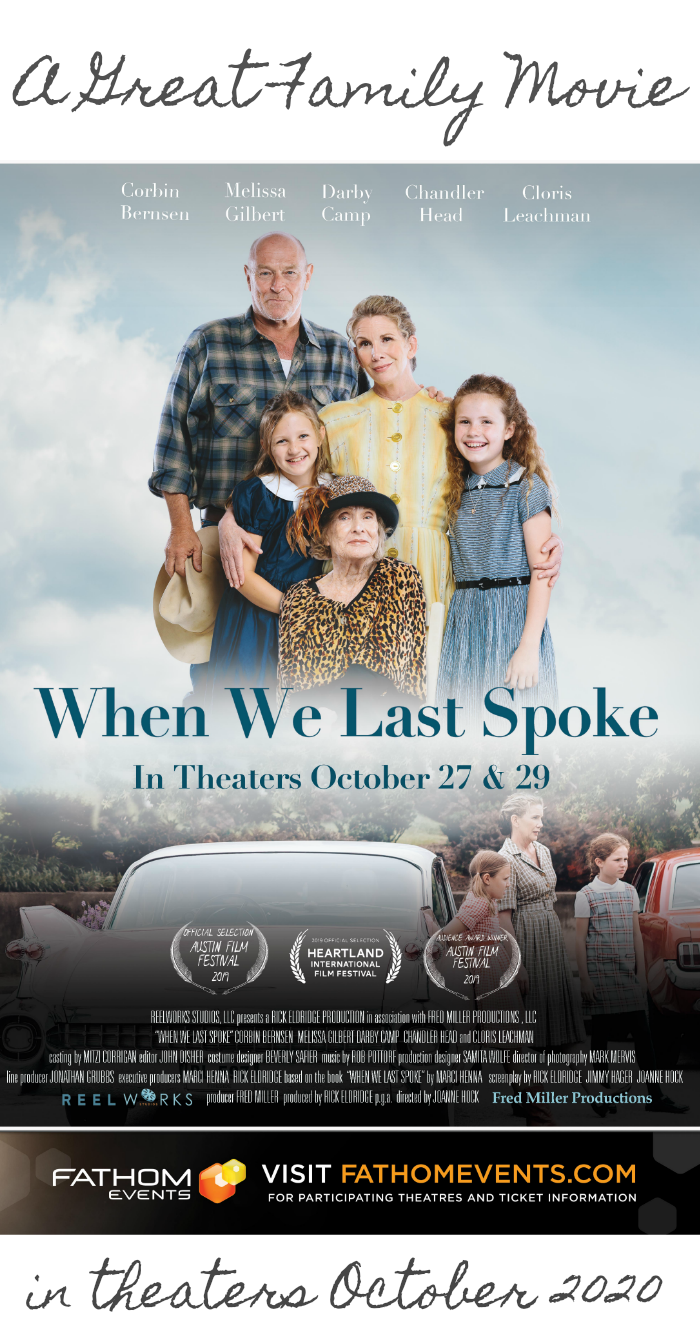 When We Last Spoke Family Movie
