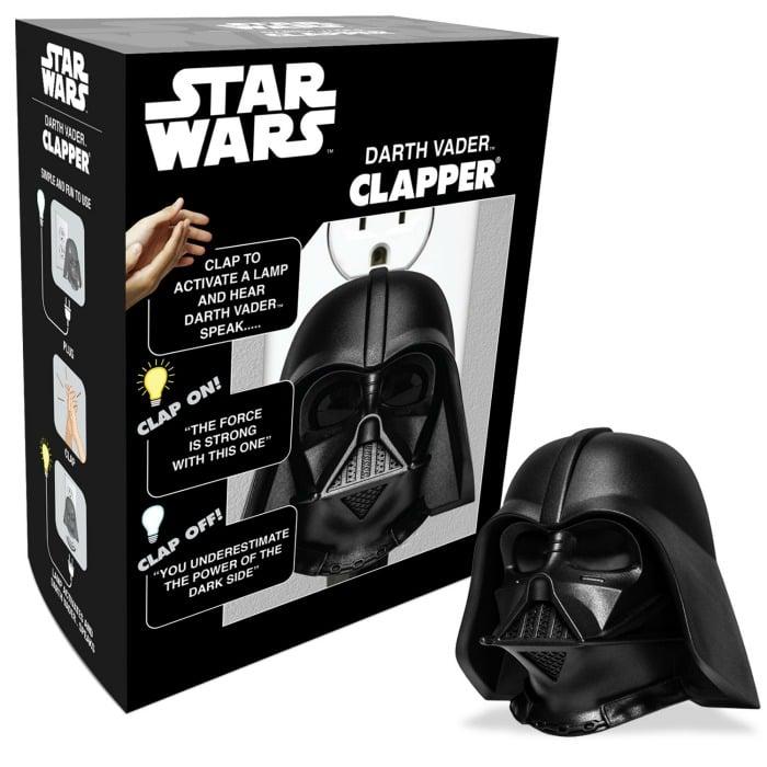 Darth Vadar Clapper