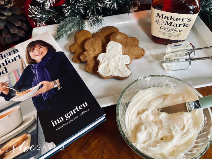 Modern Comfort Food Frosting Recipe with Whisky