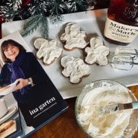 Ina Garten's Cream Cheese Frosting From Modern Comfort Food