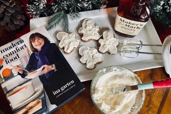 Modern Comfort Food by Ina Garten cookbook