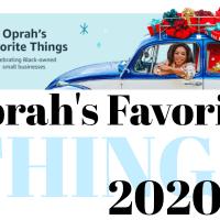 Oprah's Favorite Things 2020 List