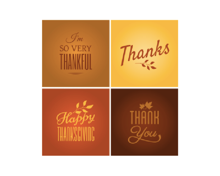 Thanksgiving Printable Cards