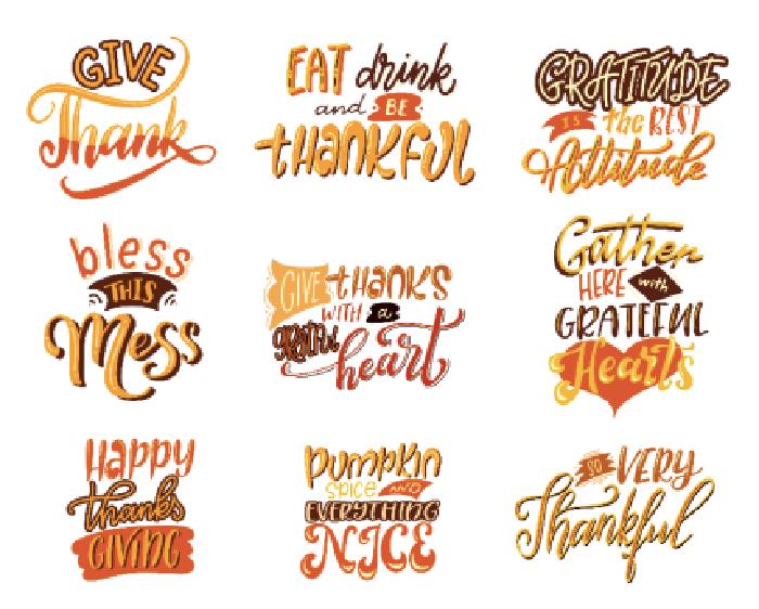 Thanksgiving Printable Give Thanks