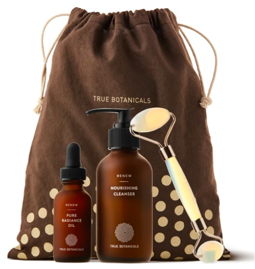 True Botanicals You Make Me Glow Skin Care Set