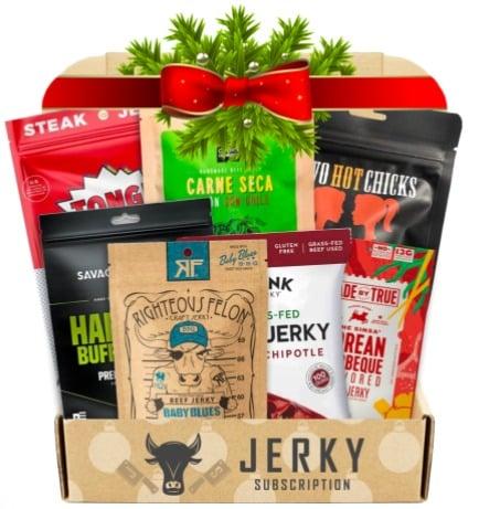jerky subscription box