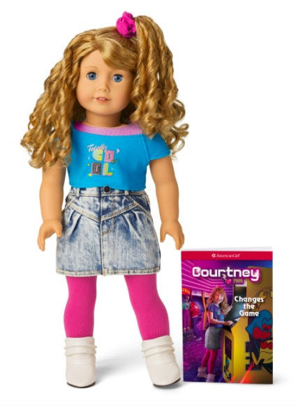 American Girl Doll Courtney
