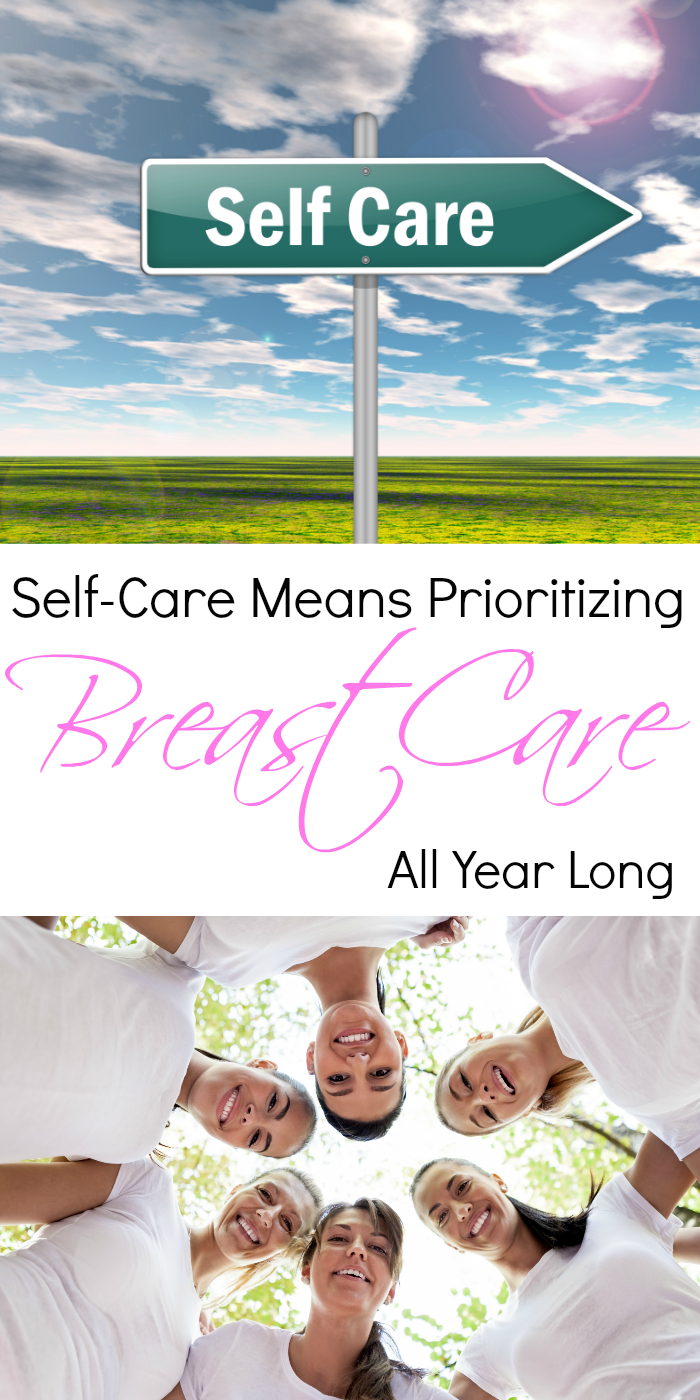 Breast Care and Self Care All year Long
